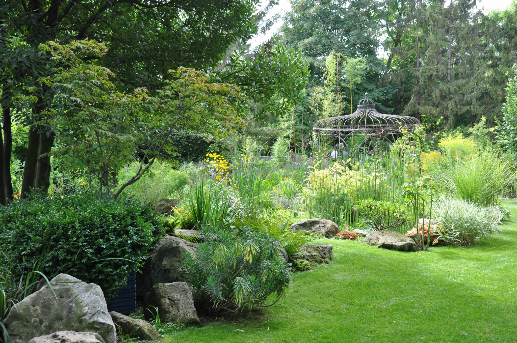 Jardins botaniques for Botanique jardin
