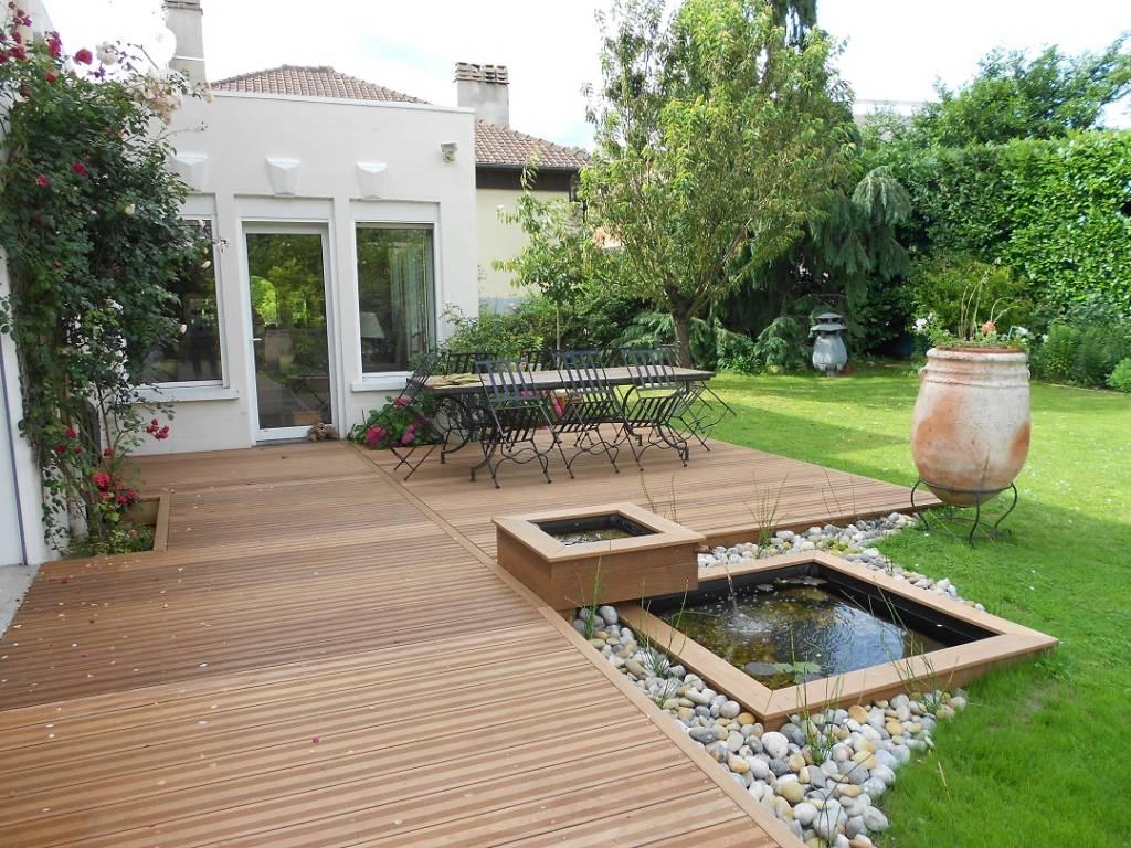 Terrasses Et Structures Bois Jardins Taffin