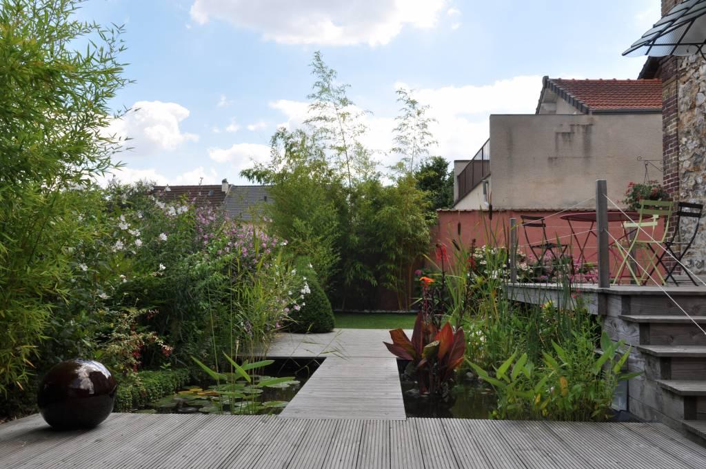 jardin avant maison cool en alain passard avait install un jardin de mtres carrs sur les toits. Black Bedroom Furniture Sets. Home Design Ideas